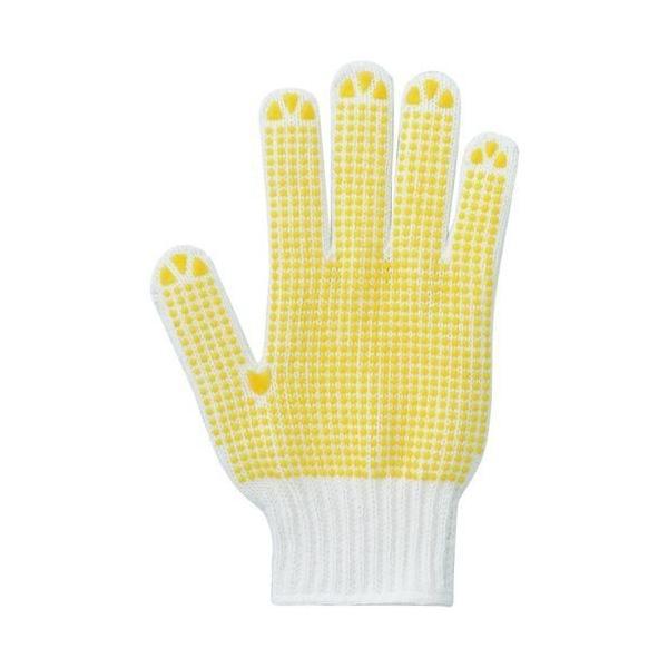 滑り止め 厚手 手袋 1双 ホワイト S 勝星産業 [ゴム手袋 作業手袋 作業服 作業着 ワーク]