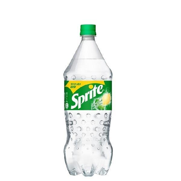 【送料無料】 スプライト 1.5L PET 6本 【1ケース販売】  コカ・コーラ [炭酸飲料 コカコーラ ドリンク 飲料 ソフトドリンク]