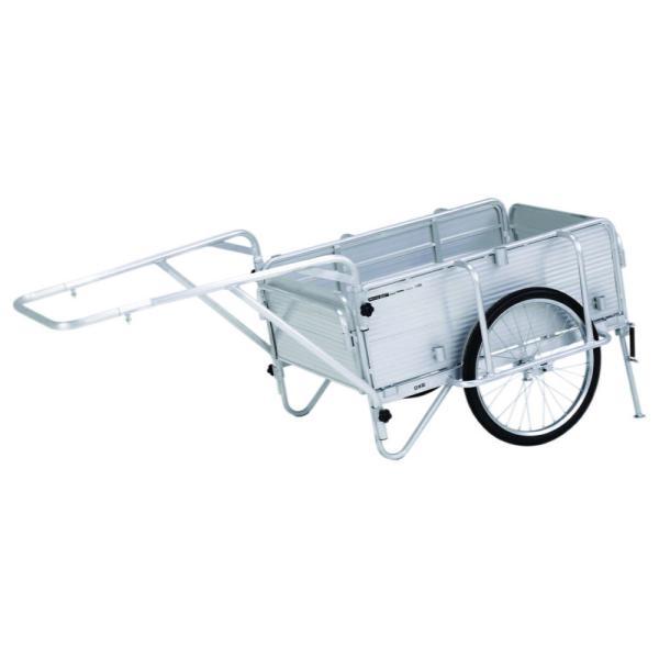 折りたたみ式リヤカー HKW180 アルインコ ALINCO [足場台 作業台 園芸用品 運搬 リアカ—]