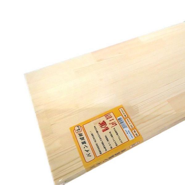 パイン集成材(赤松) 板1枚 910mm×18mm×350mm DIYセンチュリー [集成材 パイン集成材 赤松集成材 DIY用木材]