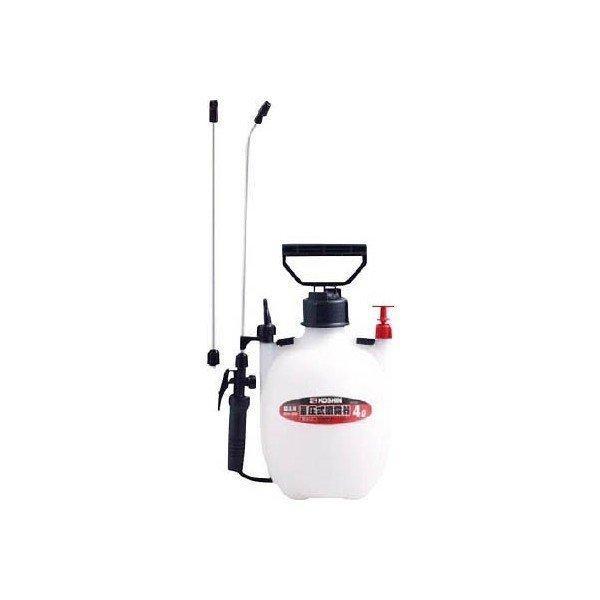 蓄圧式噴霧器 4L ミスターオート (消毒用) HS-401ET 工進