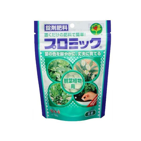 ハイポネックス プロミック 錠剤肥料 観葉植物用 150g
