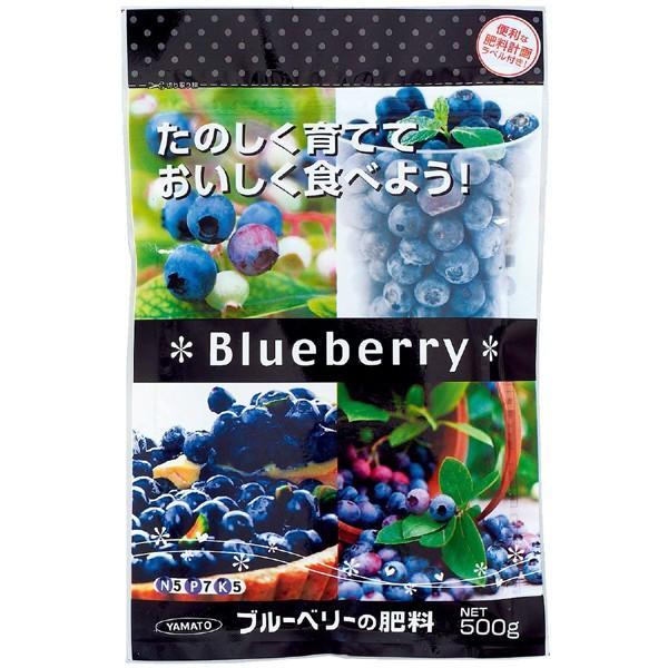 ヤマトコーポレーション ブルーベリーの肥料 500g
