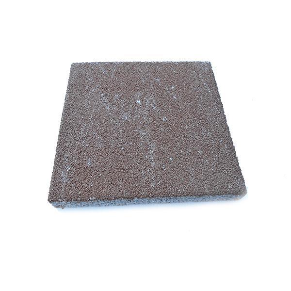 テラダ Terada 透水平板 約300×300×35mm ゴールド(店舗受取のみ)