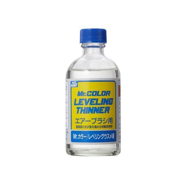 クレオス Mr.レベリングうすめ液T-106110ml(エアーブラシ用) T-106 GSIクレオス
