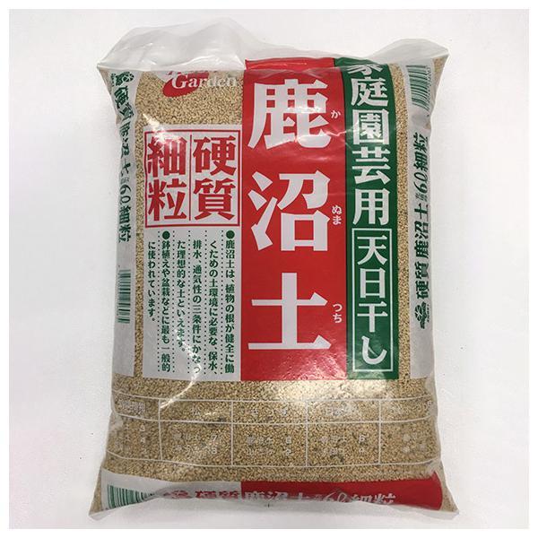 松栄土肥産業 硬質鹿沼土 6L 細粒