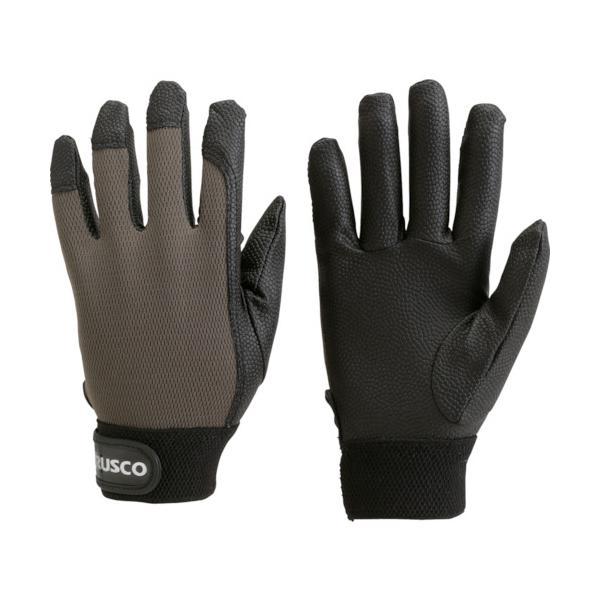 TRUSCO PU厚手手袋エンボス加工 OD L 1双 TPUGODL ※配送毎送料要