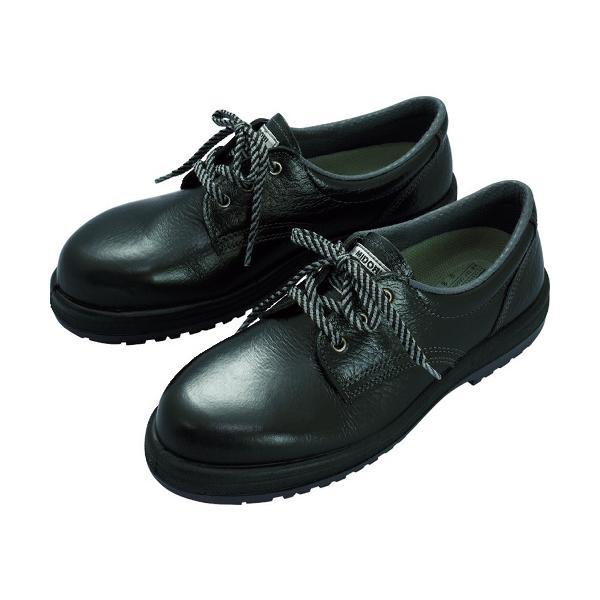 ミドリ安全 女性用ゴム2層底安全靴 LRT910ブラック 22cm 1足 LRT910BK22.0 ※配送毎送料要