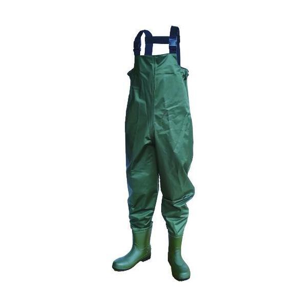■富士手袋 鉄芯鉄板入ナイロン胴付水中長靴【1950146:0】