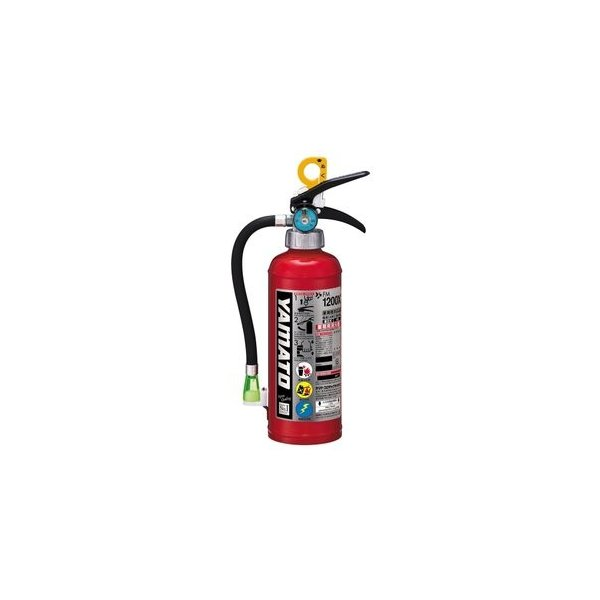 ヤマトプロテック 粉末(ABC)消火器 【蓄圧式】 4型 FM-1200X