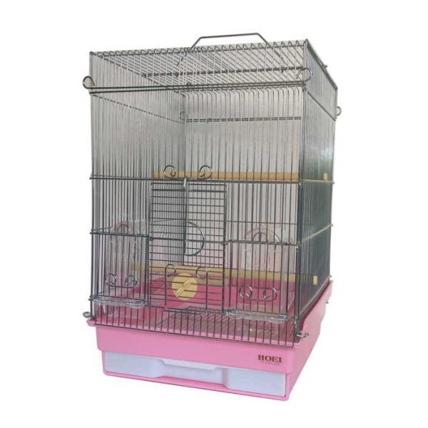 鳥かご HOEI インコ 小鳥用 35手のり 人気の中型 手のり ケージ 豊栄金属 小型インコ セキセイインコ 文鳥 バードゲージ バードケージ