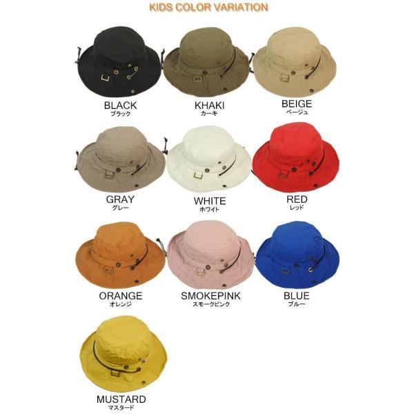 折りたたみ 帽子 2パターン 被り方が出来ちゃう 男女 兼用 テンガロン風 ブーニー 2WAY ハット uvカット 大きいサイズ XL XXL レディース メンズ キッズ|headwear-blake|21