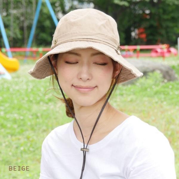 折りたたみ 帽子 2パターン 被り方が出来ちゃう 男女 兼用 テンガロン風 ブーニー 2WAY ハット uvカット 大きいサイズ XL XXL レディース メンズ キッズ|headwear-blake|05