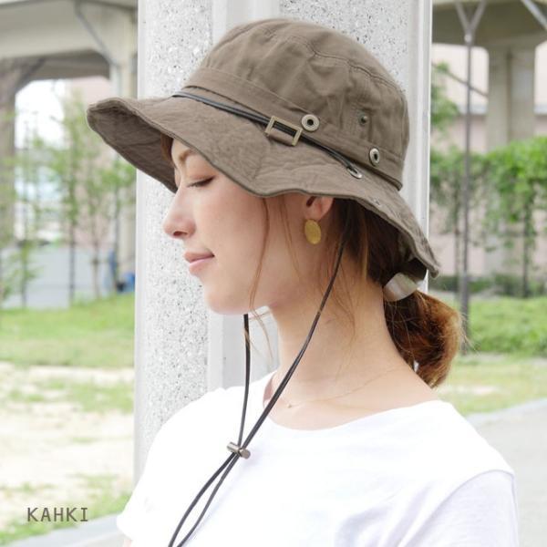 折りたたみ 帽子 2パターン 被り方が出来ちゃう 男女 兼用 テンガロン風 ブーニー 2WAY ハット uvカット 大きいサイズ XL XXL レディース メンズ キッズ|headwear-blake|06