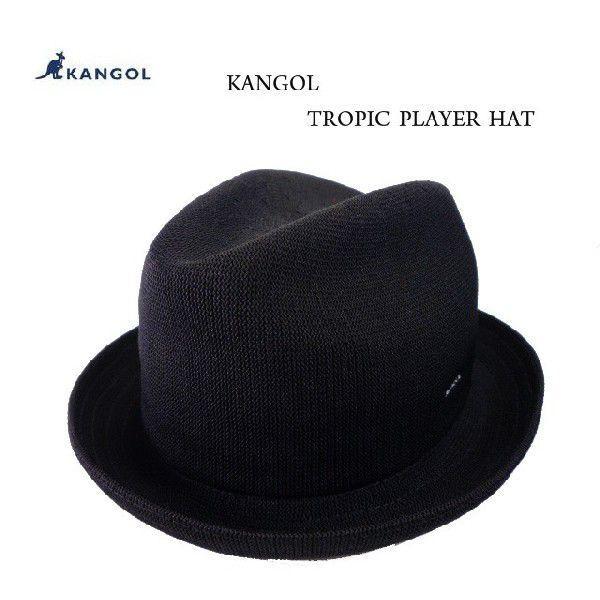 カンゴールTROPIC PLAYER DESCRIPTION 6371BCKANGOL中折れハット 帽子 レディース帽子 メンズ帽子 111 369 012 headwear-blake