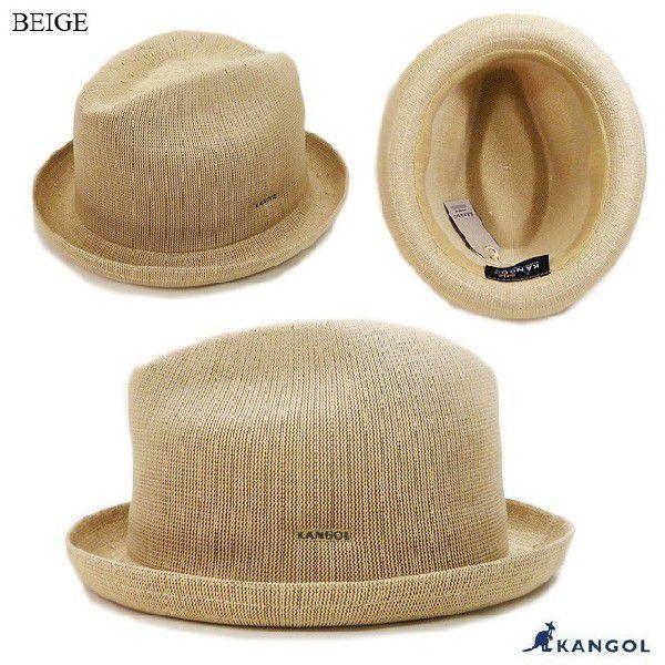 カンゴールTROPIC PLAYER DESCRIPTION 6371BCKANGOL中折れハット 帽子 レディース帽子 メンズ帽子 111 369 012 headwear-blake 03