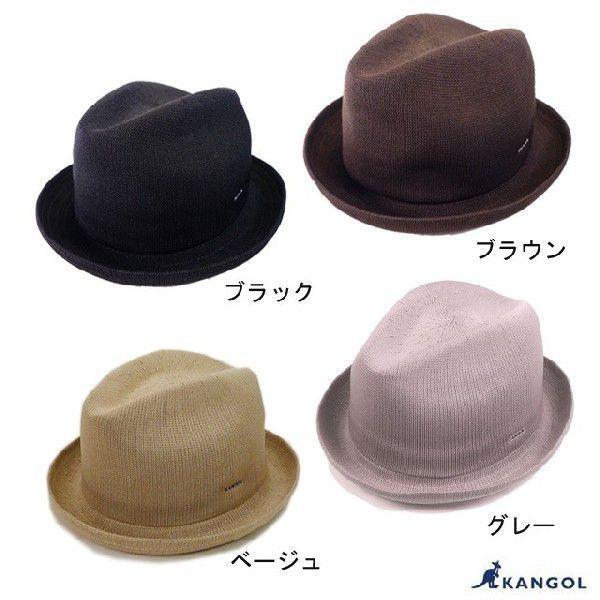カンゴールTROPIC PLAYER DESCRIPTION 6371BCKANGOL中折れハット 帽子 レディース帽子 メンズ帽子 111 369 012 headwear-blake 06
