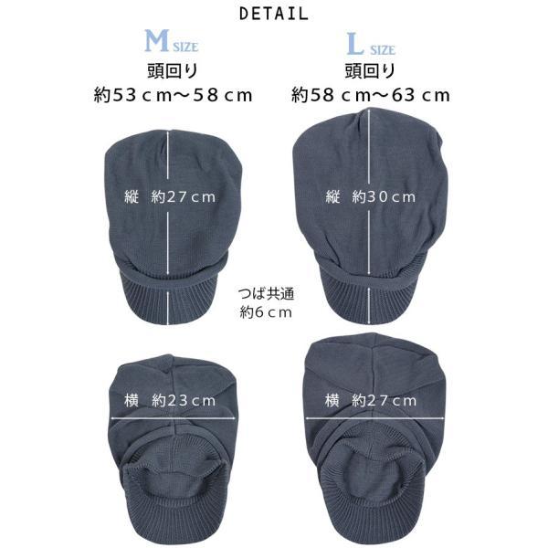医療用帽子 秋冬 つば付き おしゃれ 綿100% Lサイズ Mサイズ 春夏 コットン レディース メンズUV帽子 帽子 コットン素材でオールシーズン被れる|headwear-blake|10