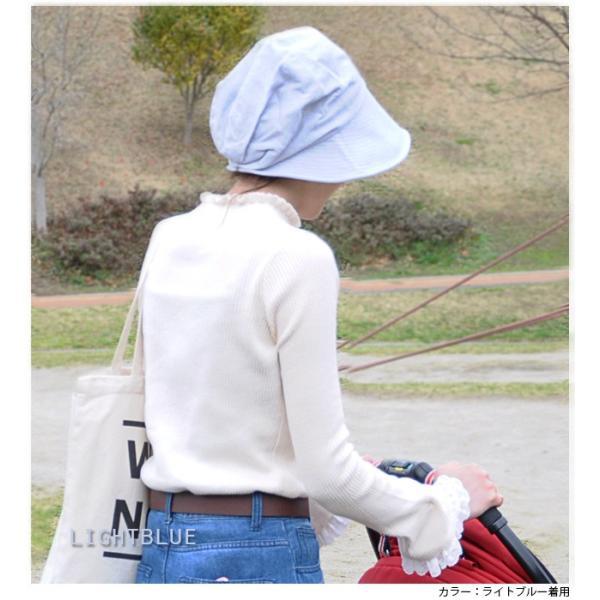 折りたたみ 帽子 レディース uvカット 帽子 UVカット 紫外線対策 小顔効果 のある おしゃれ カモノハシ キャスケット レディース帽子 春 夏 headwear-blake 14