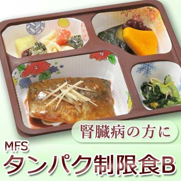 MFS タンパク制限食B お試し6食セット 腎臓病食 透析 送料無料 healthdish