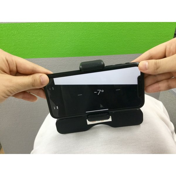 REHAGYM GEAR スコリオメーター・アダプター SA2019(スマートフォン用)|healthselect|02