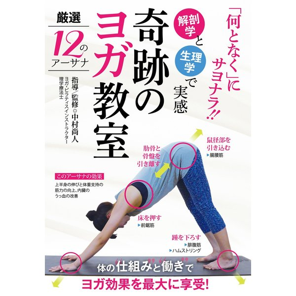 【奇跡のヨガ教室】〜何となくではない、解剖学と生理学で実感できるヨガ〜 [DVD]|healthselect