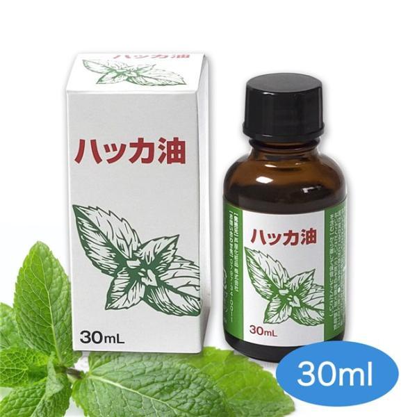 ハッカ油30ml-芦屋化粧品 ペパーミント/虫除け