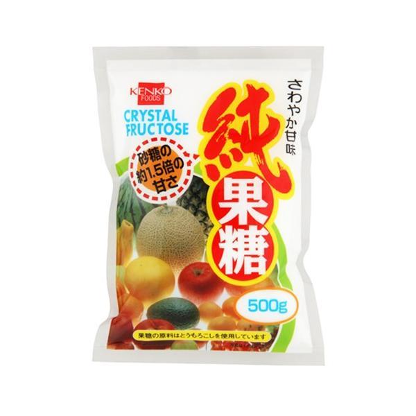 純果糖 500g  - 健康フーズ