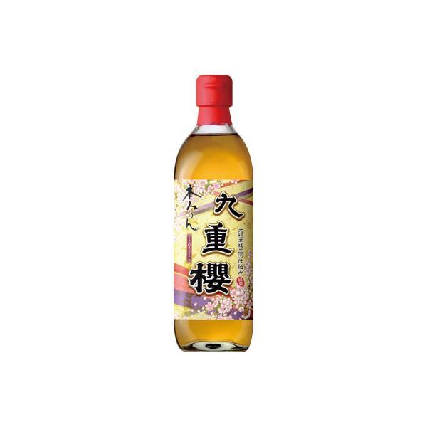 九重櫻 本みりん 瓶 500ml  - 九重味醂