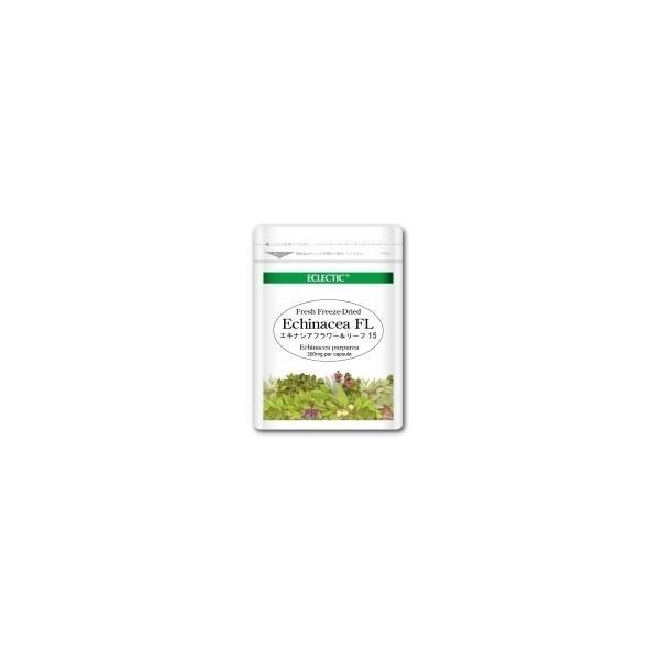 エクレクティック エキナシア FL花・葉  Ecoパック15 300mg×15cp  - ノラ・コーポレーション ※ネコポス対応商品