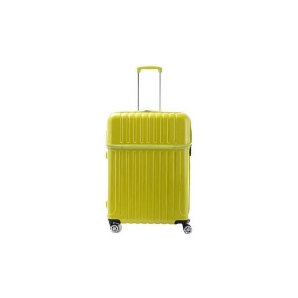 協和 ACTUS(アクタス) スーツケース トップオープン トップス Lサイズ ACT-004 ライムカーボン・74-20337