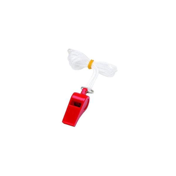 銀鳥産業 ギンポー カラーホイッスル 赤 20個セット YO-CWRF