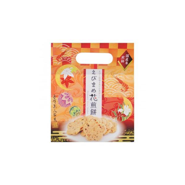 金澤兼六製菓 ギフト えびまめ花煎餅手提げタイプ 6枚入×30セット PT-EH