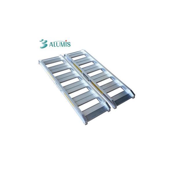 アルミス アルミブリッジ 2本セット ABS120-30-1.0