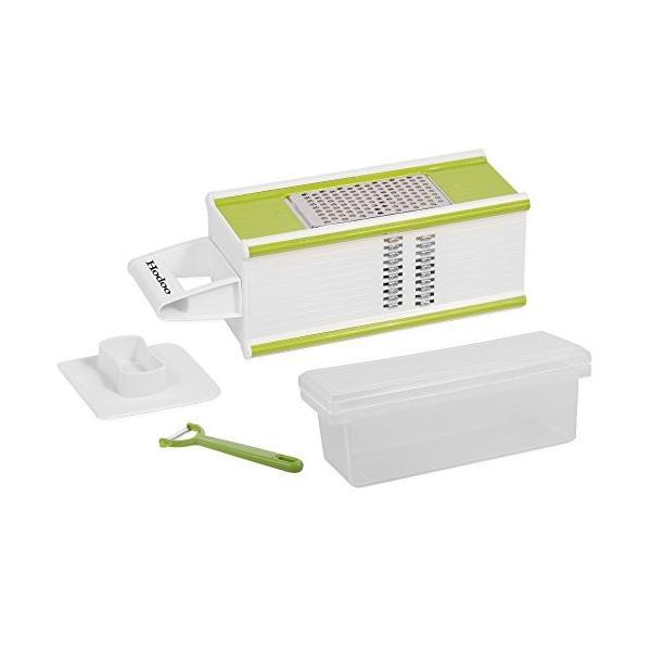 Hodoo 薄切り機 スライサー ステンレス キッチン用品 おろし器|healthysmile