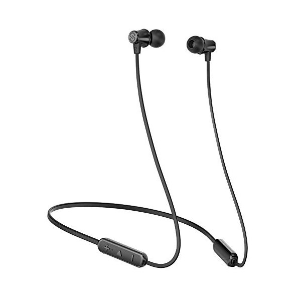 ワイヤレスイヤホン SoundPEATS(サウンドピーツ) Bluetoothイヤホン 高音質 8時間連続再生 IPX5防水 重低音超軽量 ハンズフリー CVC6.0ノイズキャンセリング|healthysmile