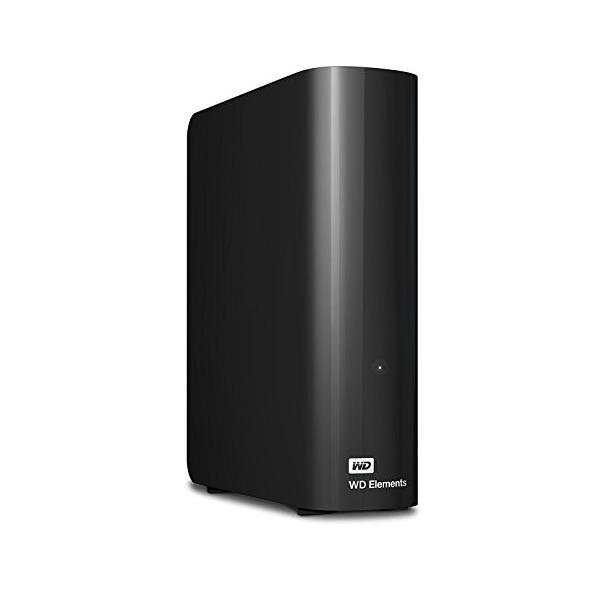 WD HDD 外付けハードディスク 6TB Elements Desktop USB3.0 WDBBKG0060HBK-JESN healthysmile
