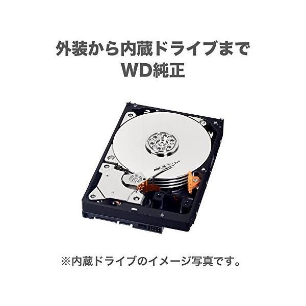 WD HDD 外付けハードディスク 6TB Elements Desktop USB3.0 WDBBKG0060HBK-JESN healthysmile 02