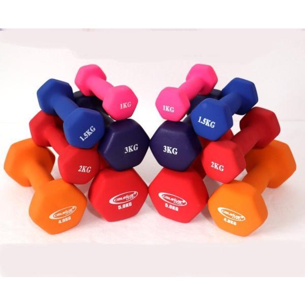 トレーニング器具 ビューティアレー 3kg×2個組 鉄アレイ/ダンベル/ウエイト フィットネス レビュー投稿で送料無料|heart-and-product|02