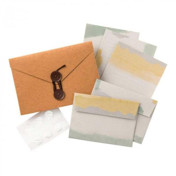 直送品 代引き不可 Carry Letter レターセット TRAVEL PCL-02 ご注文後2〜3営業日後の出荷となります