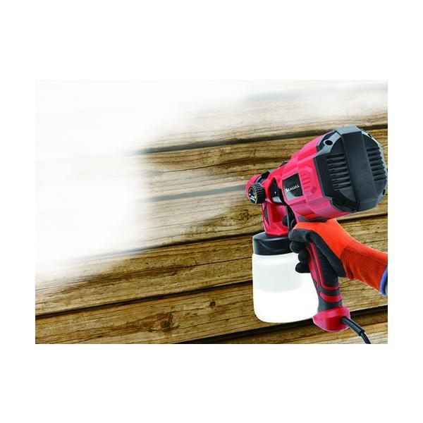 スプレーガン 塗装用品 ペンキ DIY 電動スプレーガン 塗装スプレー 電動ペインター 電動 木材 プラスチック 金属 ペイント