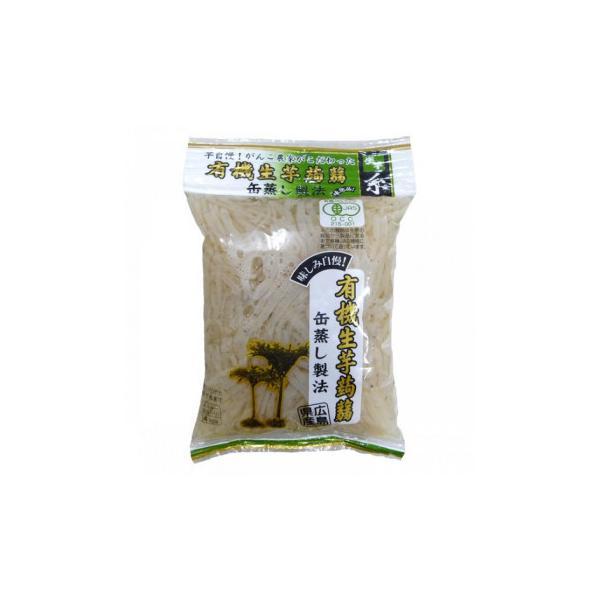 マルシマ 有機生芋蒟蒻 糸 225g×6袋 4791