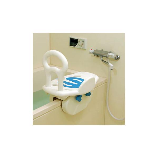 ユニトレンド 回転バスボード BBK-001 入浴いす シャワーチェア 介護 椅子 風呂 シャワーベンチ 浴槽台介護 浴槽台 バスボード 移乗 入浴介助|heartpenguinshop|03