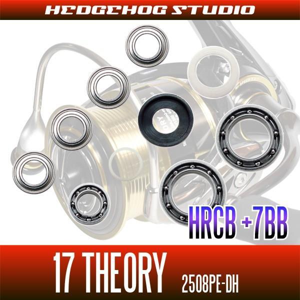 17セオリー 2508PE-DH用 MAX14BB フルベアリングチューニングキット 【HRCB防錆ベアリング】