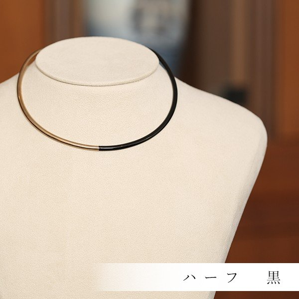 チョーカー ハーフ/ミドル ネックレス/漆器/アクセサリー heiando 05