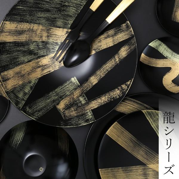 取鉢揃 龍呼(5枚組) 和食器/取り鉢/漆塗り|heiando|07
