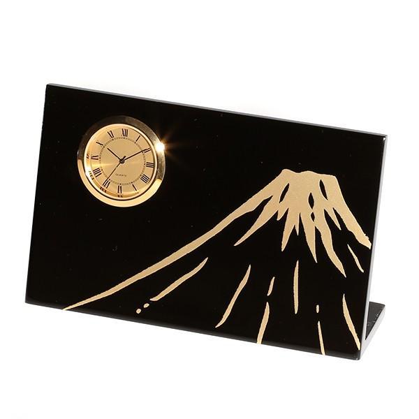 置時計 日月/日の出富士/月にすすき|heiando|02