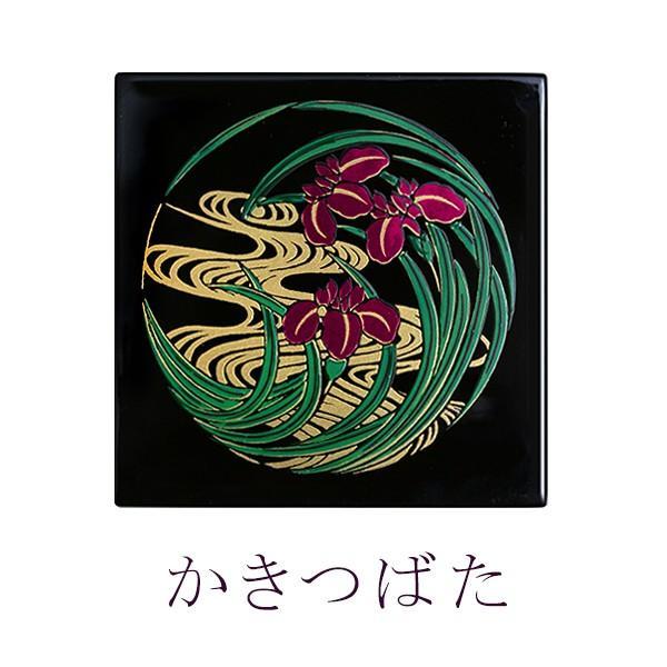 賽 富士草花 漆器/蒔絵/置物/インテリア|heiando|05