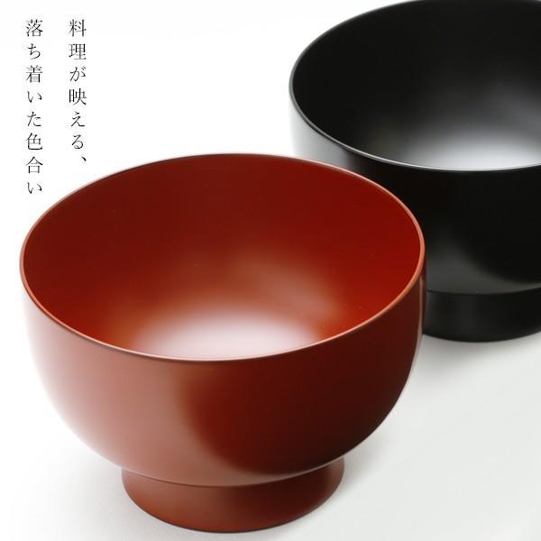 大椀 布袋 お椀/漆塗り/木製|heiando|04