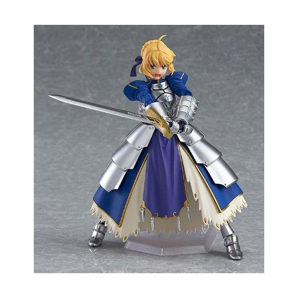 figma Fate/stay night セイバー 2.0 ノンスケール ABS&PVC製 塗装済み可動フィギュア 再販分|heiman|04